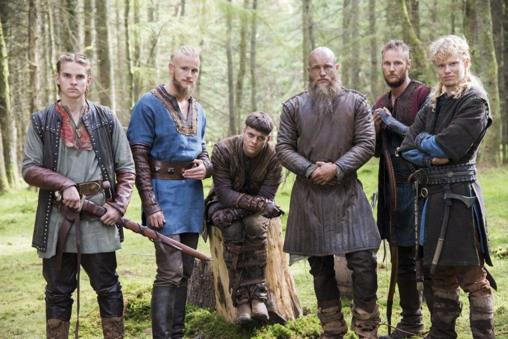 familia vikingos