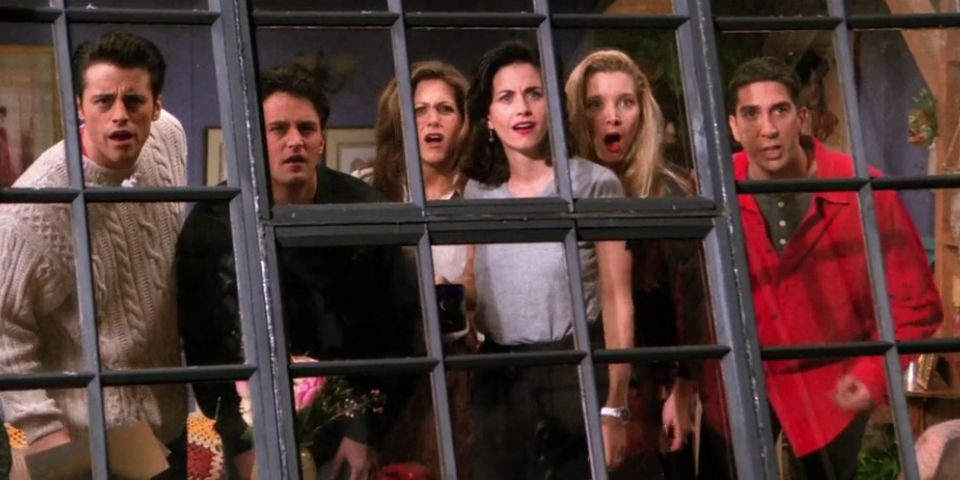 friends series regreso