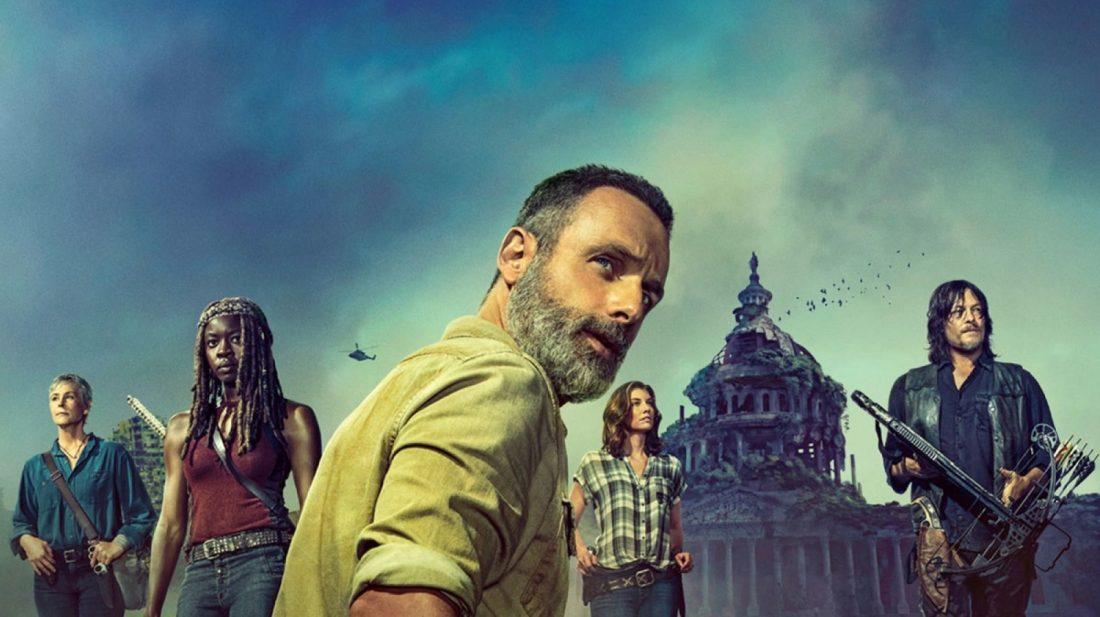 Por fin, la novena temporada de \'The Walking Dead\' ya está aquí