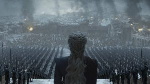 [PopTV] 'Juego de Tronos' se despide como solo ella podía hacerlo: con un intenso y sorprendente final